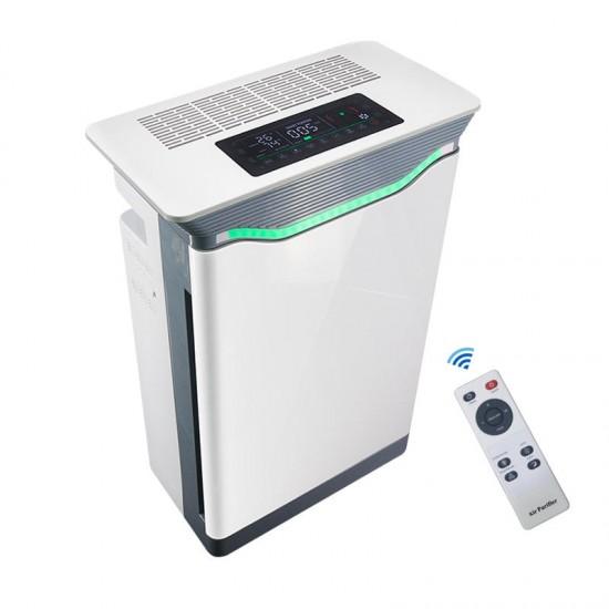 Φορητός Καθαριστής - Αποστειρωτής Αέρα με UVC ADM-50W