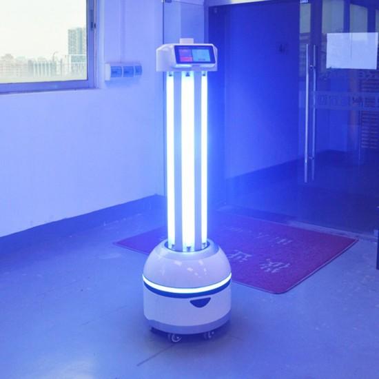 Ρομπότ Αποστείρωσης UVC SPARK WBOT11U