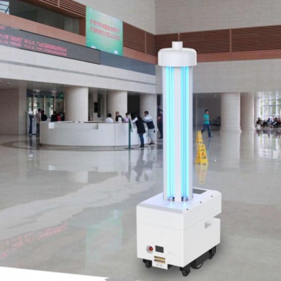 Ρομπότ Αποστείρωσης UVC SWORD HBOT11U